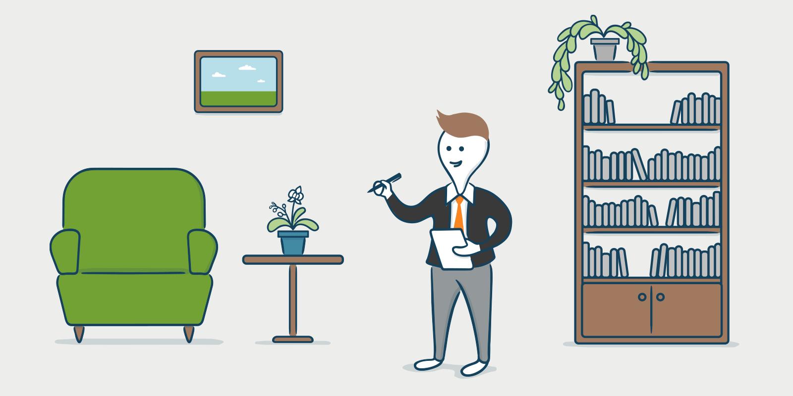Como renovar e decorar seu imóvel antes de alugar
